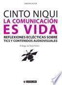Libro de La Comunicación Es Vida
