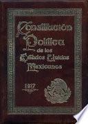 Libro de Constitución Política De Los Estados Unidos Mexicanos