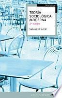 Libro de Teoria Sociologica Moderna