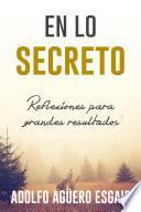 Libro de En Lo Secreto