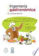 Libro de Ingeniería Gastronómica