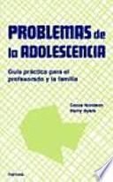 Libro de Problemas De La Adolescencia