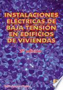 Libro de Instalaciones Eléctricas De Baja Tensión En Edificios De Viviendas