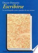 Libro de Escribirse