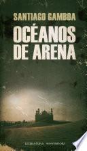 Libro de Océanos De Arena