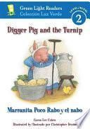 Libro de Digger Pig And The Turnip