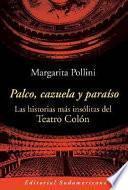 Libro de Palco, Cazuela Y Paraíso