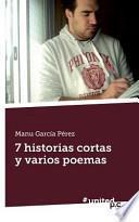 Libro de 7 Historias Cortas Y Varios Poemas