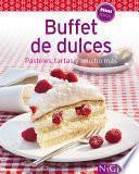 Libro de Buffet De Dulces