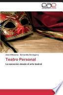 Libro de Teatro Personal