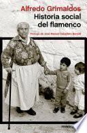 Libro de Historia Social Del Flamenco