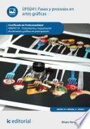 Libro de Fases Y Procesos En Artes Gráficas. Argp0110