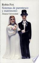 Libro de Sistemas De Parentesco Y Matrimonio