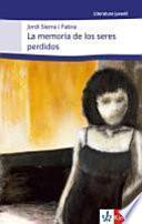 Libro de La Memoria De Los Seres Perdidos