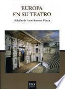 Libro de Europa En Su Teatro