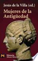 Libro de Mujeres De La Antigüedad