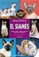 Libro de Manuales De Gatos. El Siamés