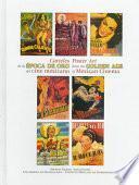 Libro de Carteles De La época De Oro Del Cine Mexicano