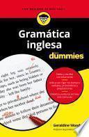 Libro de Gramática Inglesa Para Dummies