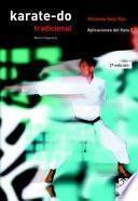 Libro de Karate Do Tradicional. Aplicaciones Del Kata 2