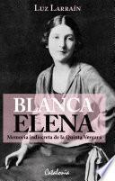 Libro de Blanca Elena