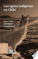 Libro de Las Aguas Indígenas En Chile