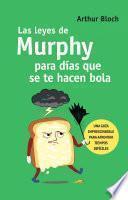 Libro de Las Leyes De Murphy Para Días Que Se Te Hacen Bola