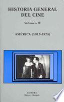 Libro de Historia General Del Cine: América (1915 1928)