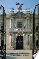 Libro de History Of The University Of Seville
