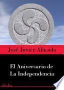 Libro de Aniversario De La Independencia