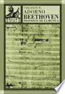 Libro de Beethoven