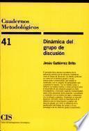 Libro de Dinámica Del Grupo De Discusión