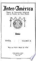Libro de Inter América