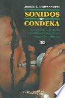 Libro de Sonidos De Condena