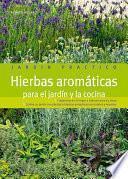 Libro de Hierbas Aromáticas Para El Jardín Y La Cocina
