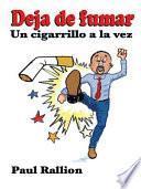 Libro de Deja De Fumar