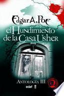 Libro de El Hundimiento De La Casa Usher