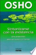 Libro de Sintonizarse Con La Existencia