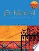 Libro de En Marcha An Intensive Spanish Course For Beginners
