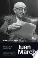Libro de Juan March (1880 1962)