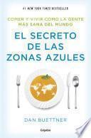 Libro de El Secreto De Las Zonas Azules