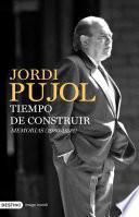 Libro de Tiempo De Construir. Memorias (1980 1993)