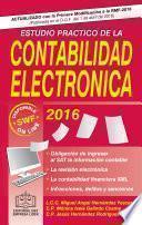 Libro de Estudio Práctico De La Contabilidad Electrónica 2016