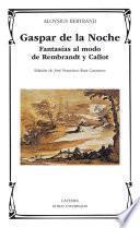 Libro de Gaspar De La Noche