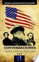 Libro de Conversaciones. Literatura Pensamiento Crítico Y Poesía