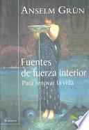 Libro de Fuentes De Fuerza Interior / Sources Of Inner Strength