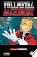 Libro de Fullmetal Alchemist