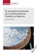 Libro de Iii Jornadas Doctorales De La Universidad De Castilla La Mancha