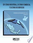 Libro de Xiv Censo Industrial, Xi Censo Comercial Y Xi Censo De Servicios. Censos Económicos, 1994. Jalisco