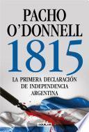 Libro de 1815